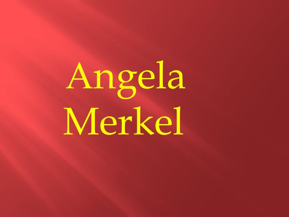 А ngela Merkel