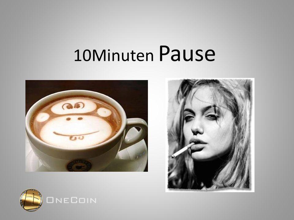 10Minuten Pause
