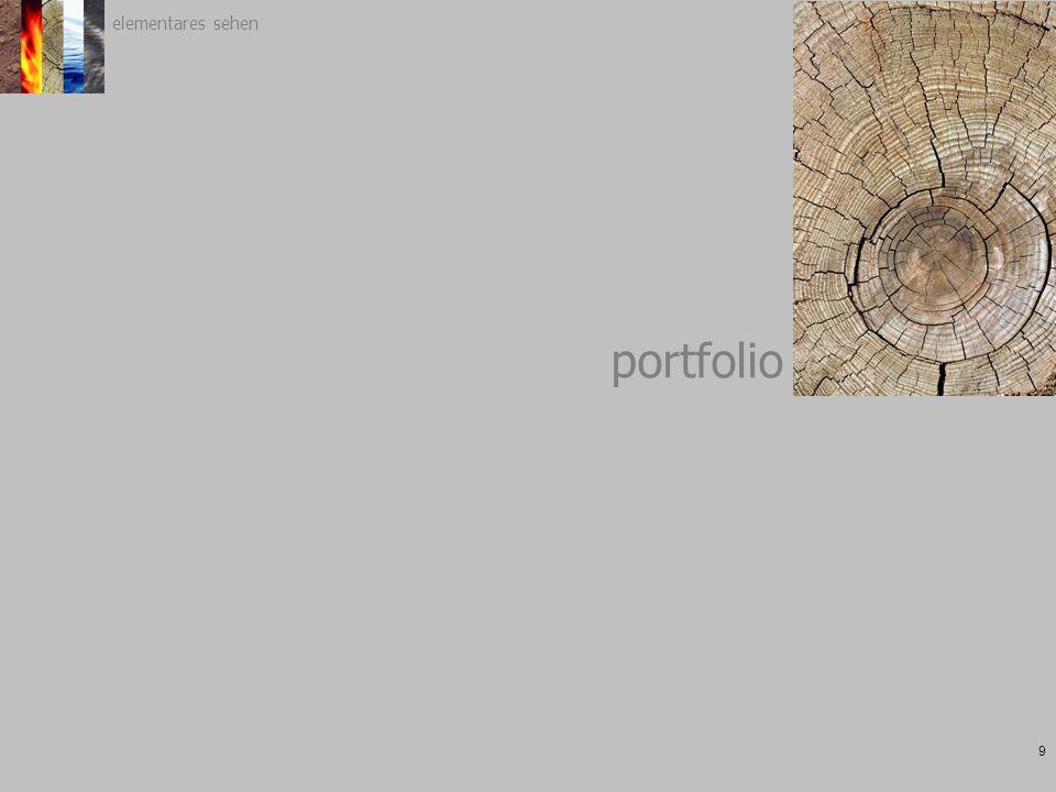 elementares sehen 9 portfolio