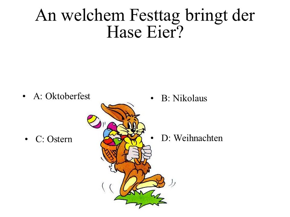 Welches Fest feiert man in Deutschland mit Feuerwerk? A: Silvester