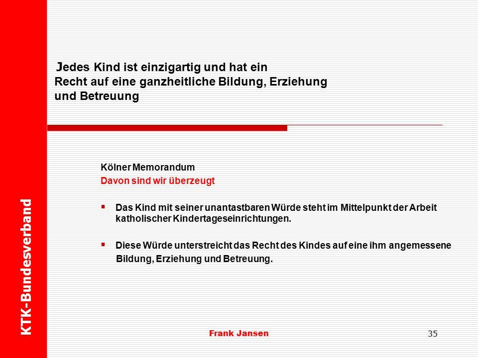 Frank Jansen KTK-Bundesverband 34