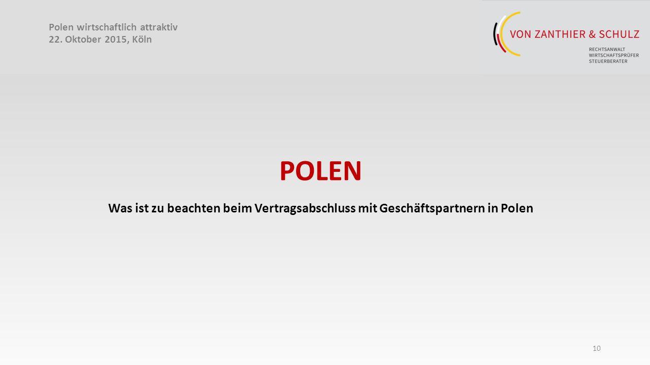 10 Polen wirtschaftlich attraktiv 22.