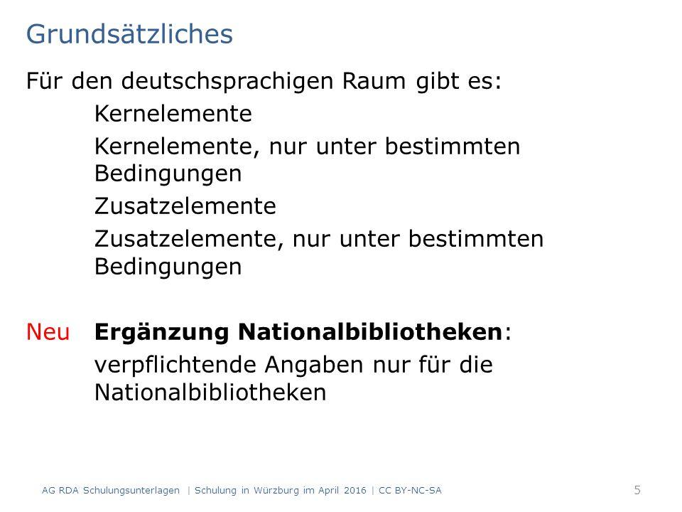 Beschreibung der Manifestation: einzelne Einheit 186 Seiten, Christoph Hein wurde 1944 geboren, die Sprache des Textes ist Deutsch 16 AG RDA Schulungsunterlagen | Schulung in Würzburg im April 2016 | CC BY-NC-SA
