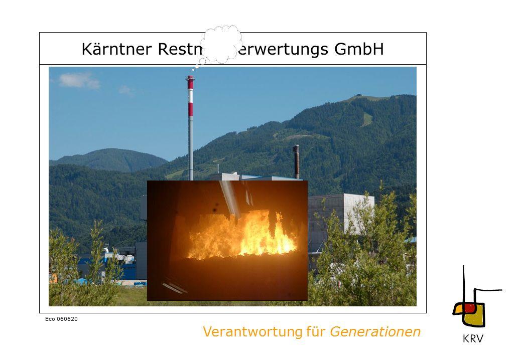 Verantwortung für Generationen Eco 060620 Kärntner Restmüllverwertungs GmbH