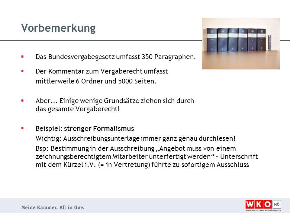 2.Öffentliche Auftraggeber in Österreich und Rechtsschutz  Rechtsschutz  Anfechtungsfristen in Österreich: 7 Tage im Unterschwellenbereich 10 Tage im Oberschwellenbereich...