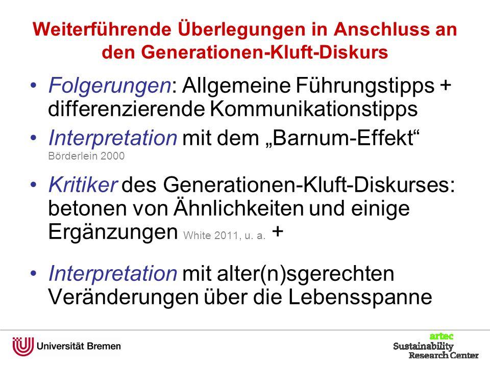 """Konsequenzen Konstellation """"Jung–führt–Alt Forschungsmodell Bilinska et al. 2014"""
