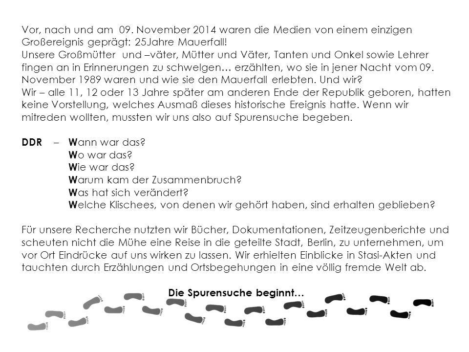 DDR – Wann war das.Gründung der DDR 07.