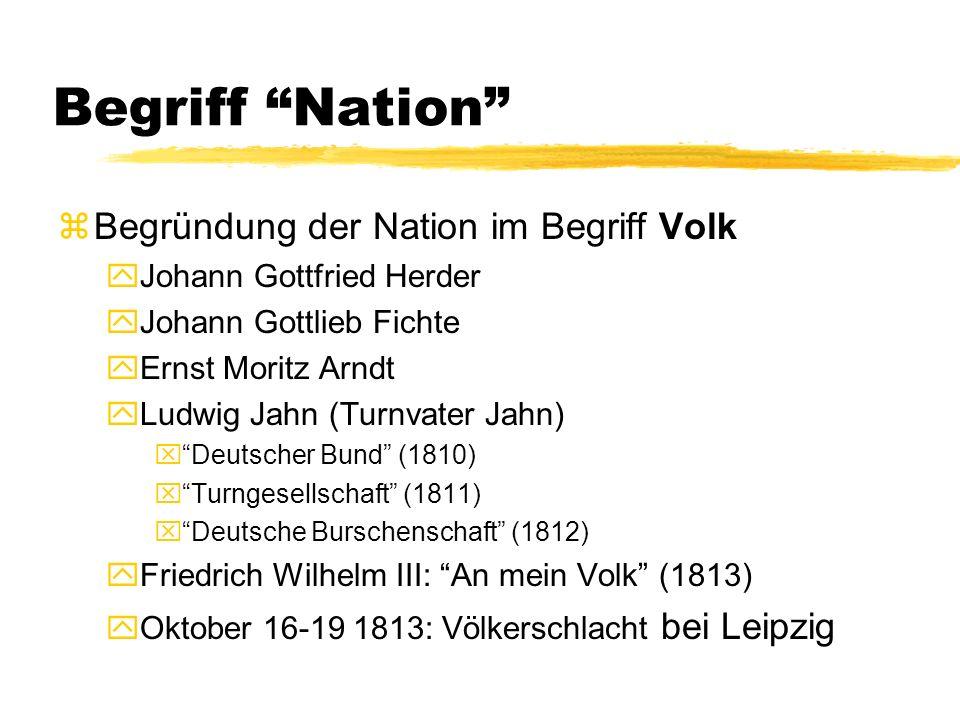 Vormärz Wolfgang Hardtwig [Handout, S.7-32) zWartburgfeier: 18.