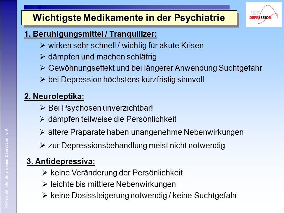 Copyright: Bündnis gegen Depression e.V. 1.