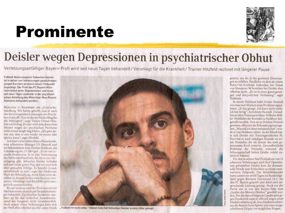 4 von 33 20. März 2007Qualitätszirkel Allgemeinmedizin Prominente