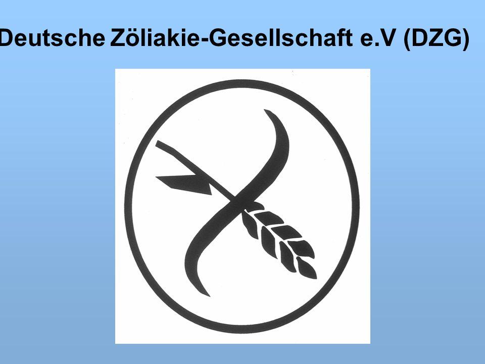 Deutsche Zöliakie-Gesellschaft e.V (DZG)