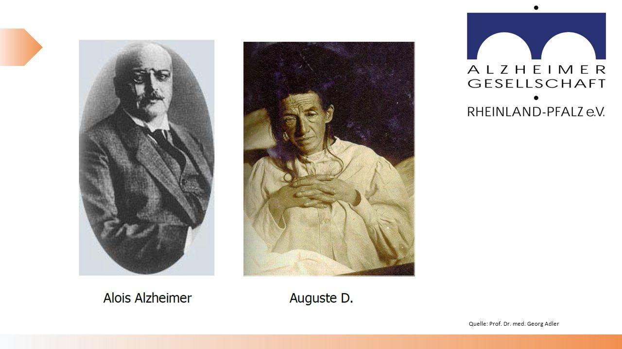 Quelle: Prof. Dr. med. Georg Adler