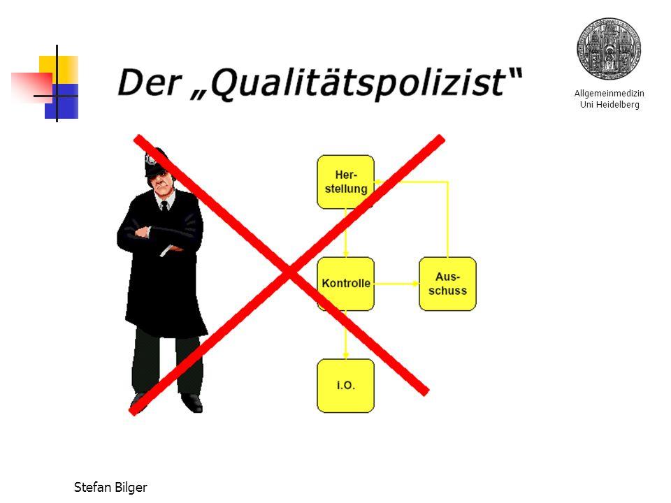 Allgemeinmedizin Uni Heidelberg Stefan Bilger Qualitätsmanagement