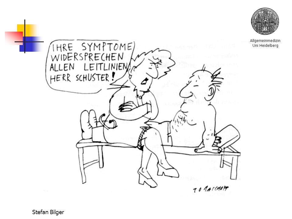Allgemeinmedizin Uni Heidelberg Stefan Bilger