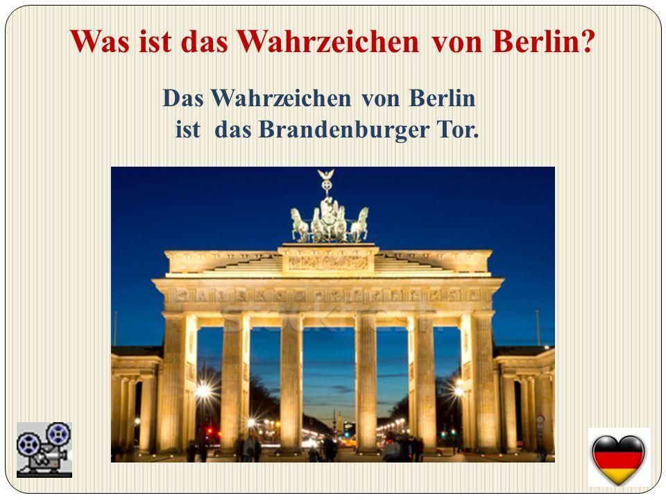 Was ist auf dem Wappen Berlins dargestellt Auf dem Wappen Berlins ist ein Bär.