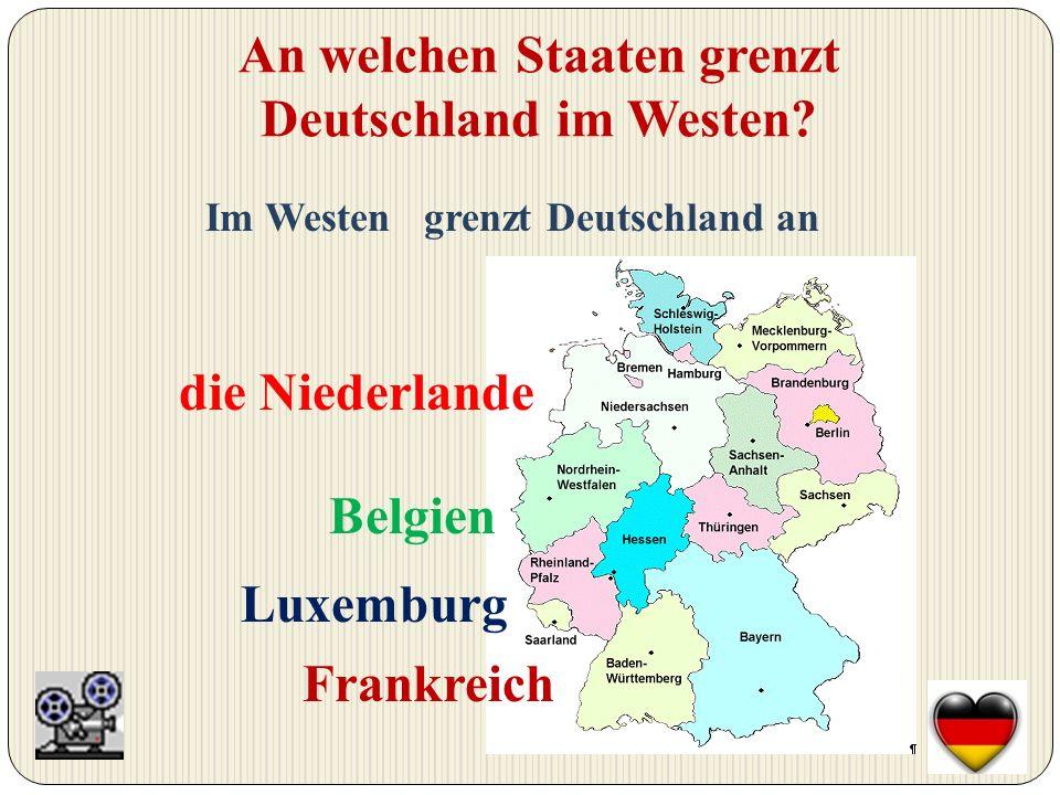 Aus wie viel Bundesländern besteht Deutschland Deutschland besteht aus16 Bundesländern.