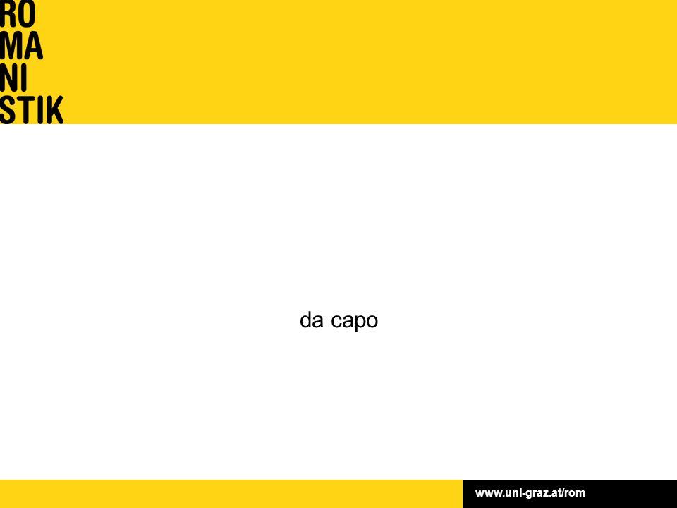 www.uni-graz.at/rom da capo