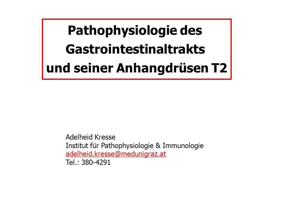 Malabsorption: Leitsymptome: Ursachen: