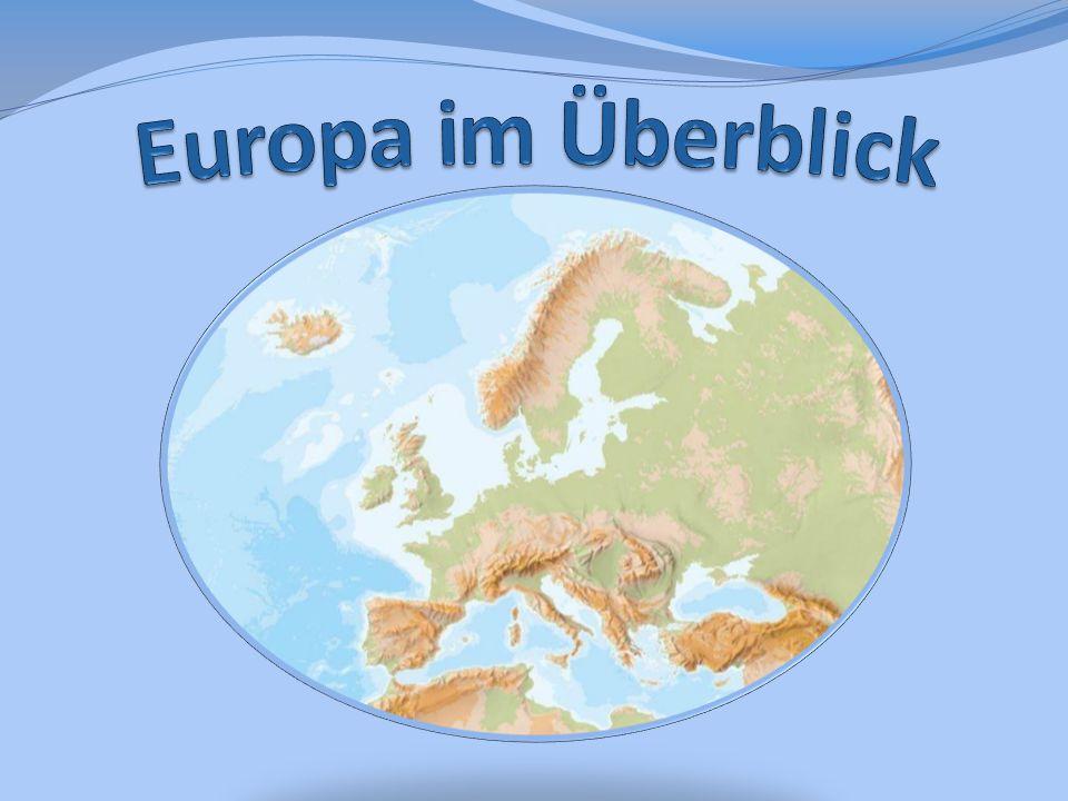 Sie ist eine Union = sie verbindet Länder und Menschen Sie ist europäisch = sie befindet sich in Europa Was ist die Europäische Union.