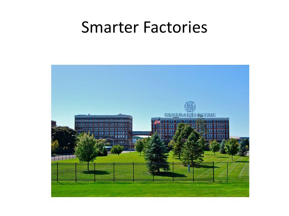 Smarter Factories