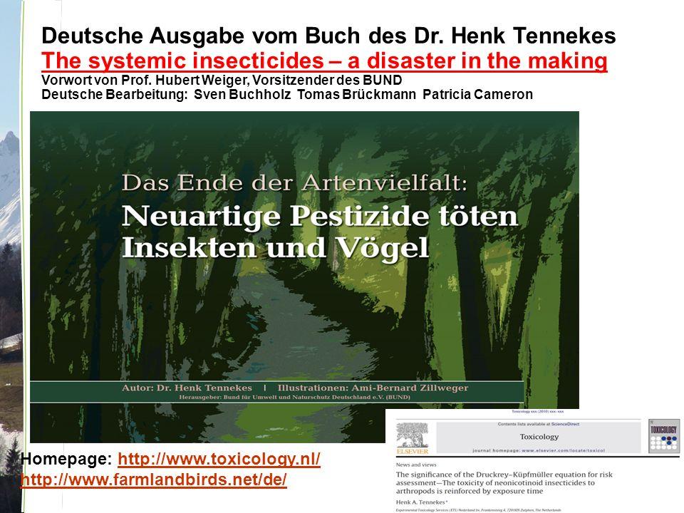 Deutsche Ausgabe vom Buch des Dr.