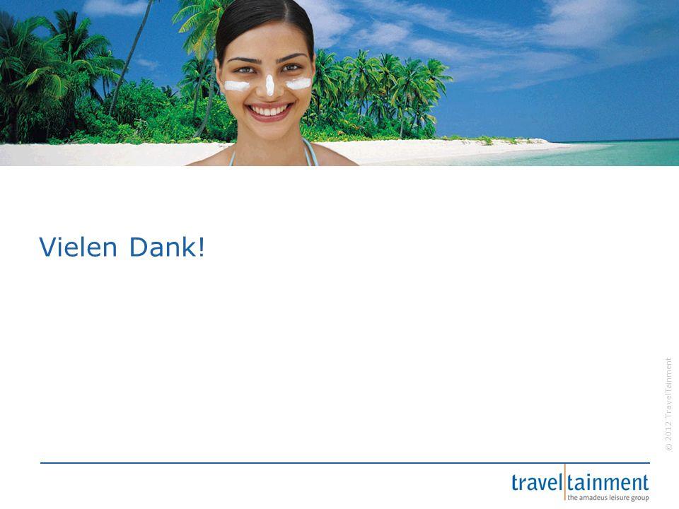© 2012 TravelTainment Vielen Dank!