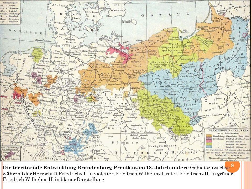 9 Barison Martina (a.s.2014-2015) Der aufgeklärte Absolutismus von Friedrich II.