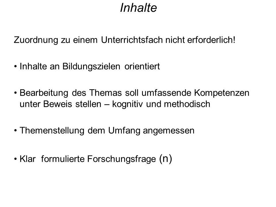 Struktur I.Neue Reifeprüfung – Allgemeines II.