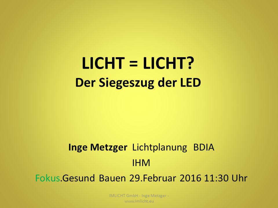 Alternativ zur Erzeugung von weißem Licht durch die Phosphorschicht gibt es die Möglichkeit Rot/Grün/Blau (RGB)-LED's zu mischen – auch dann ist es möglich weißes Licht zu erzeugen – allerdings mit einem erhöhten Steuerungsaufwand.
