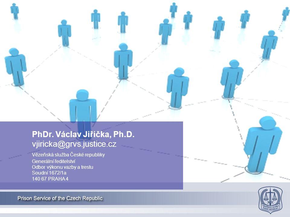 PhDr. Václav Jiřička, Ph.D.