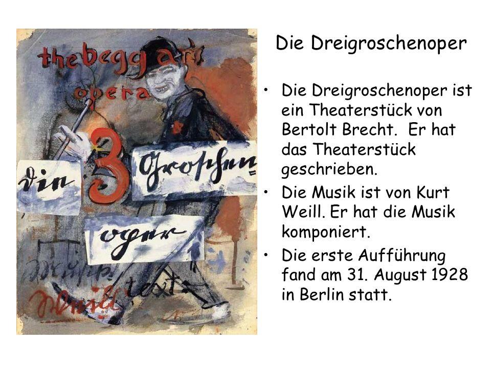 Mackie Messer sung by Sting in German https://www.youtub e.com/watch?v=Yo kJ2BbdwdUhttps://www.youtub e.com/watch?v=Yo kJ2BbdwdU epic form