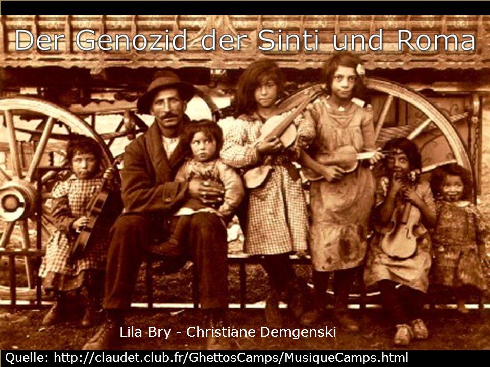 Lila Bry - Christiane Demgenski Quelle: http://claudet.club.fr/GhettosCamps/MusiqueCamps.html