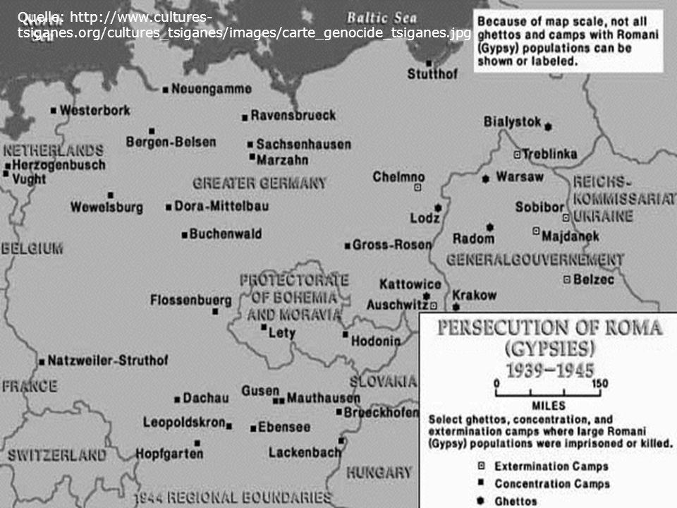 27. April 1940: die erste Deportation von 2.500 Sinti und Roma 16.