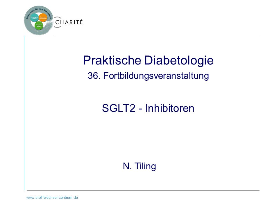 www.stoffwechselcentrum.de März 2016 Praktische Diabetologie Berlin 12 Empagliflozin Reduces Blood Pressure in Patients With Type 2 Diabetes and Hypertension Patients (N = 825) with type 2 diabetes and hypertension (mean seated systolic blood pressure [SBP] 130–159 mmHg and diastolic blood pressure [DBP] 80–99 mmHg) were randomized (double blind) to 10 mg or 25 mg empagliflozin or placebo once daily for 12 weeks.