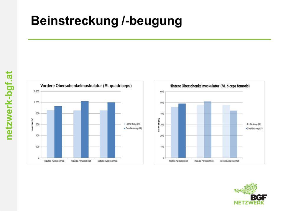 netzwerk-bgf.at Beinstreckung /-beugung
