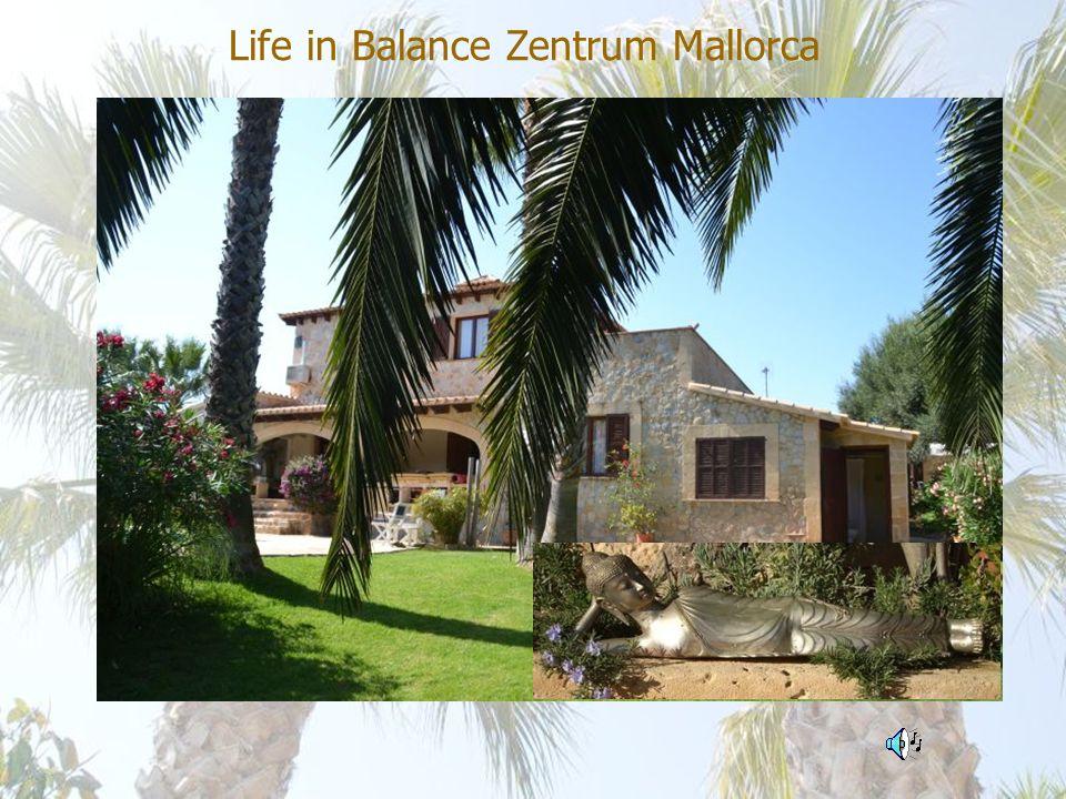 Life in Balance Zentrum Mallorca Regelmäßig finden bei uns Workshops mit ganz unterschiedlichen Themen statt.