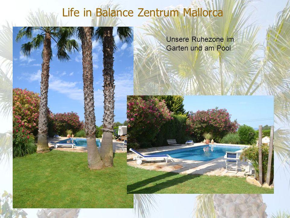 Life in Balance Zentrum Mallorca Mediterrane Planzen lassen Sie träumen