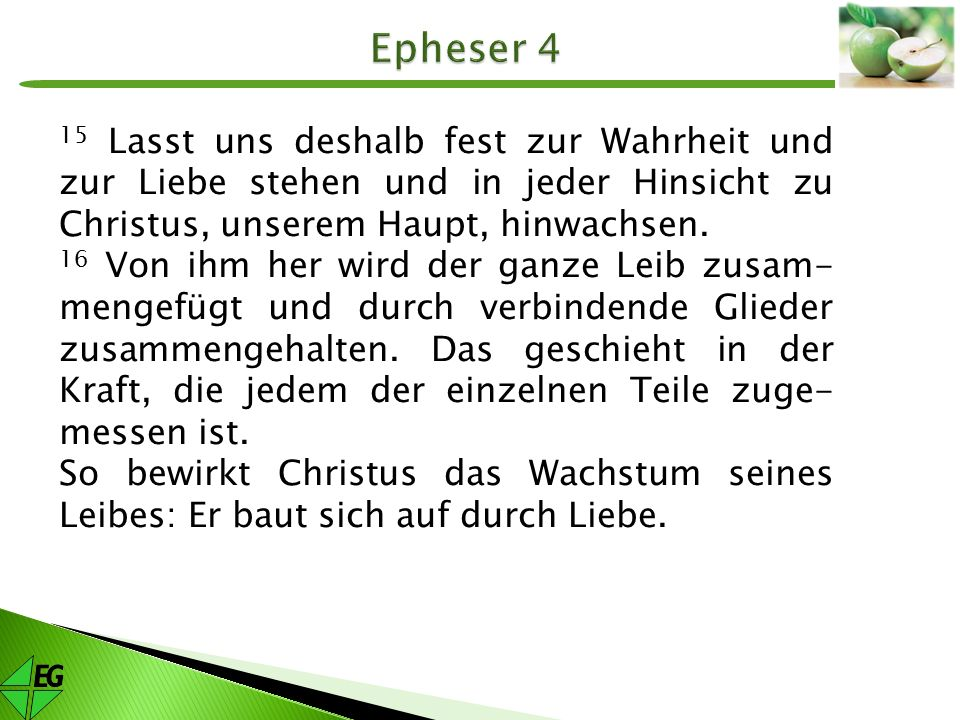 11 Und er hat die einen als Apostel gegeben und andere als Propheten.