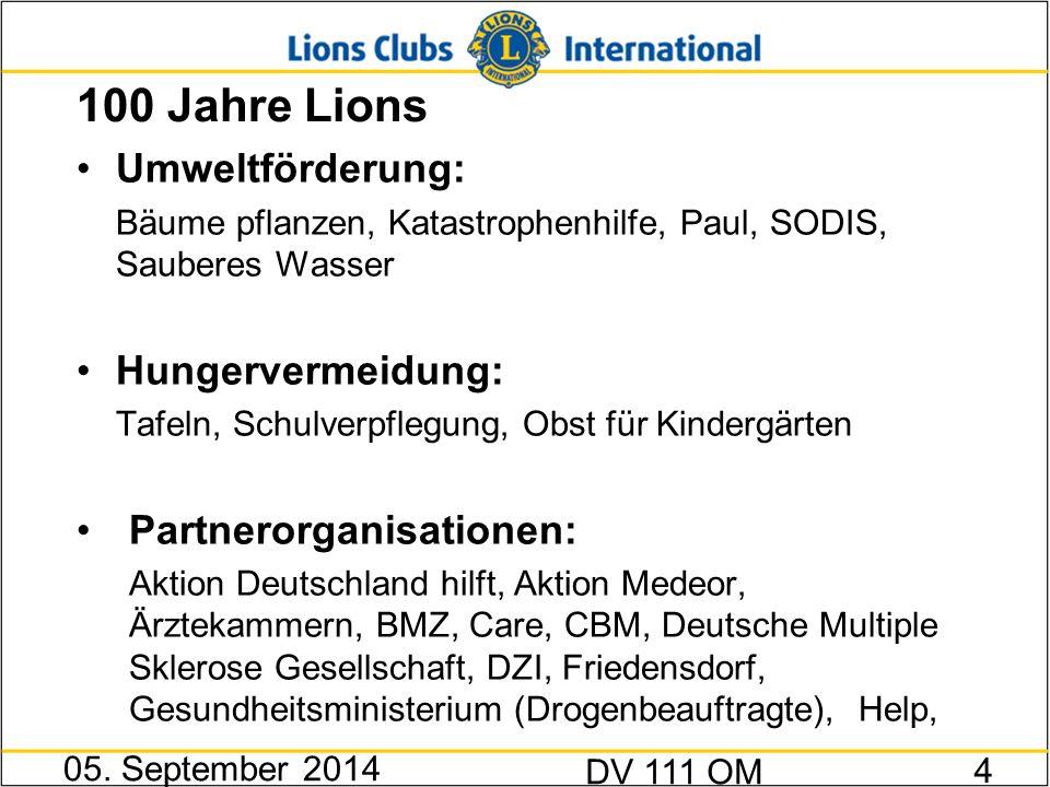 LQ EH ist ein Alleinstellungsmerkmal der deutschen Lions Jugendförderung gehört zu den Kernaufgaben der Lions Das Thema Lebenskompetenz hat eine sehr hohe gesellschaftliche Relevanz und Akzeptanz Optimale Möglichkeit Persönlichkeiten aus Politik und Wirtschaft einzubinden Hohe Medien- und Öffentlichkeitswirksamkeit des Themas und durch Beteiligung von Politik und Wirtschaft Zusätzlich bieten sich für Distrikte und Clubs sehr gute Möglichkeiten für eine öffentlichkeitswirksame Präsentation ihres Activity-Erfolgs in ihrer Region