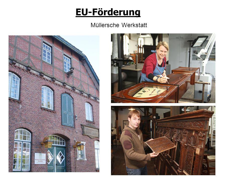 EU-Förderung Naturerlebnis Südliches Friesland