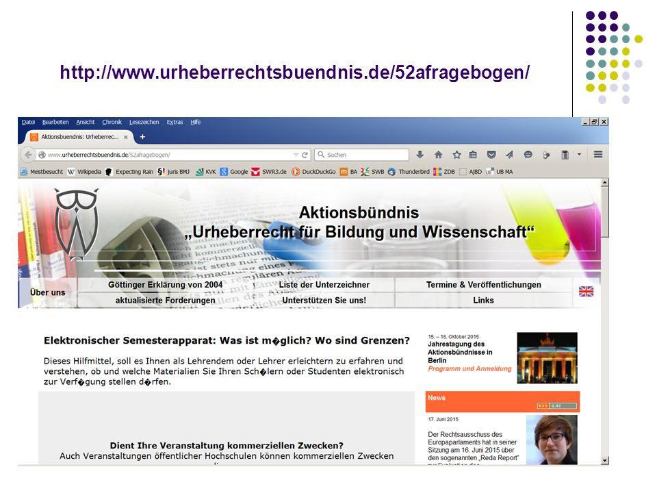 http://www.urheberrechtsbuendnis.de/52afragebogen/