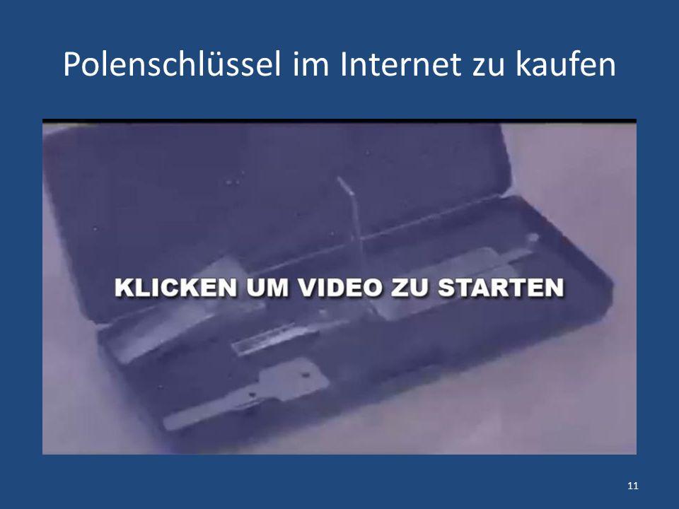 Polenschlüssel im Internet zu kaufen 11