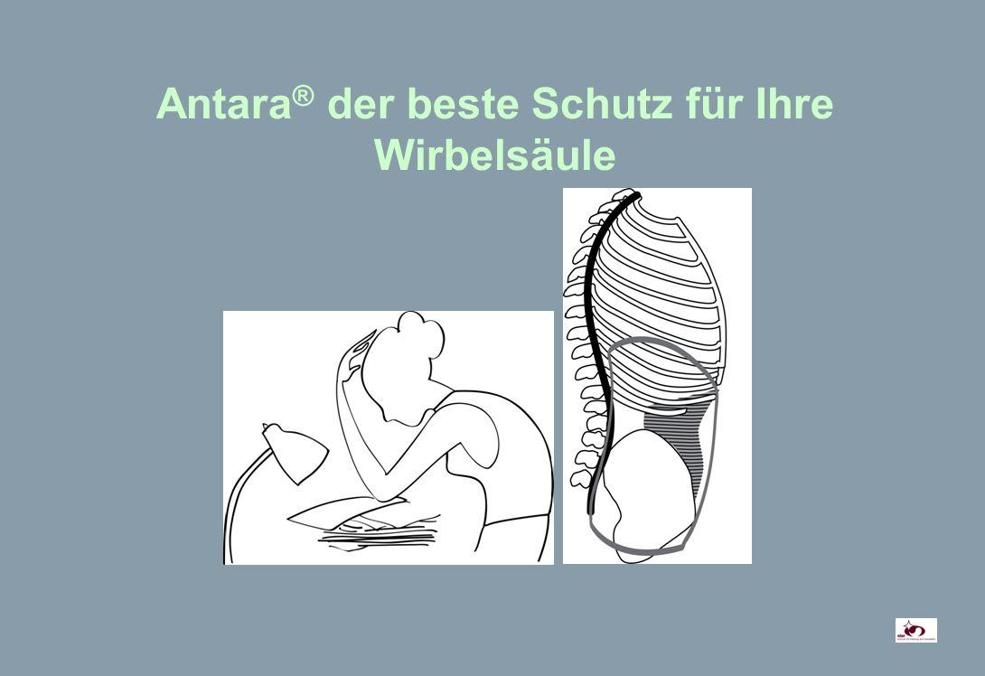 Antara ® der beste Schutz für Ihre Wirbelsäule