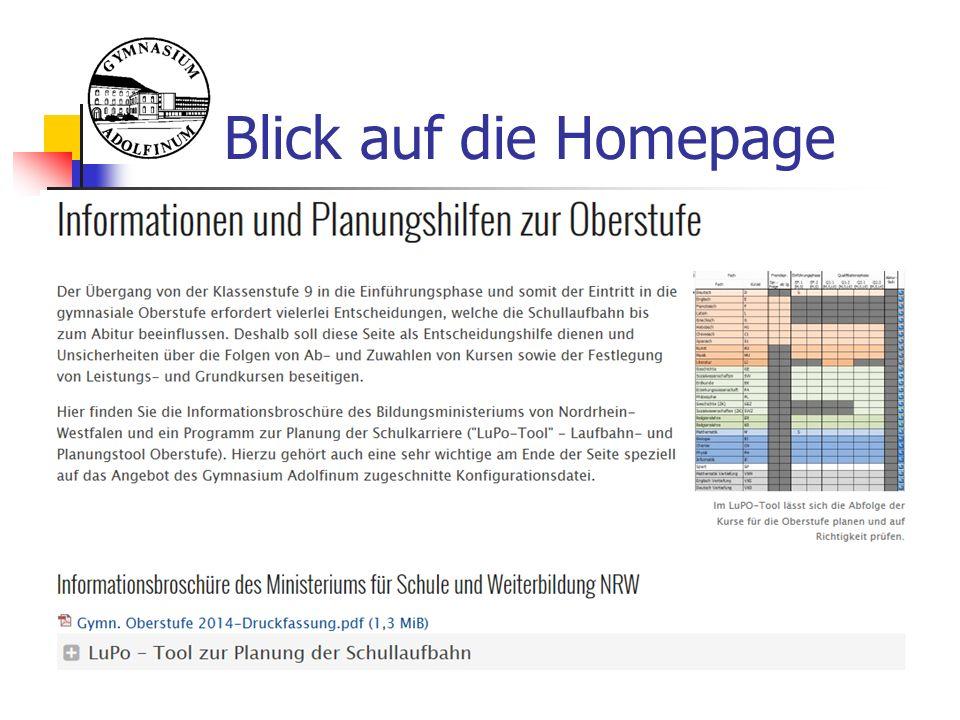 Verlauf der Oberstufe Abiturzeugnis (Block I und Block II) Abiturprüfungen (Block II) Zulassung zu den Abiturprüfungen 2.