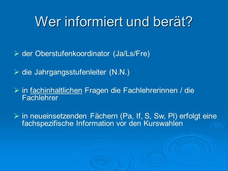 Was ist die gymnasiale Oberstufe.Abitur (allgemeine Hochschulreife) Jg.12 (Q2) Jg.