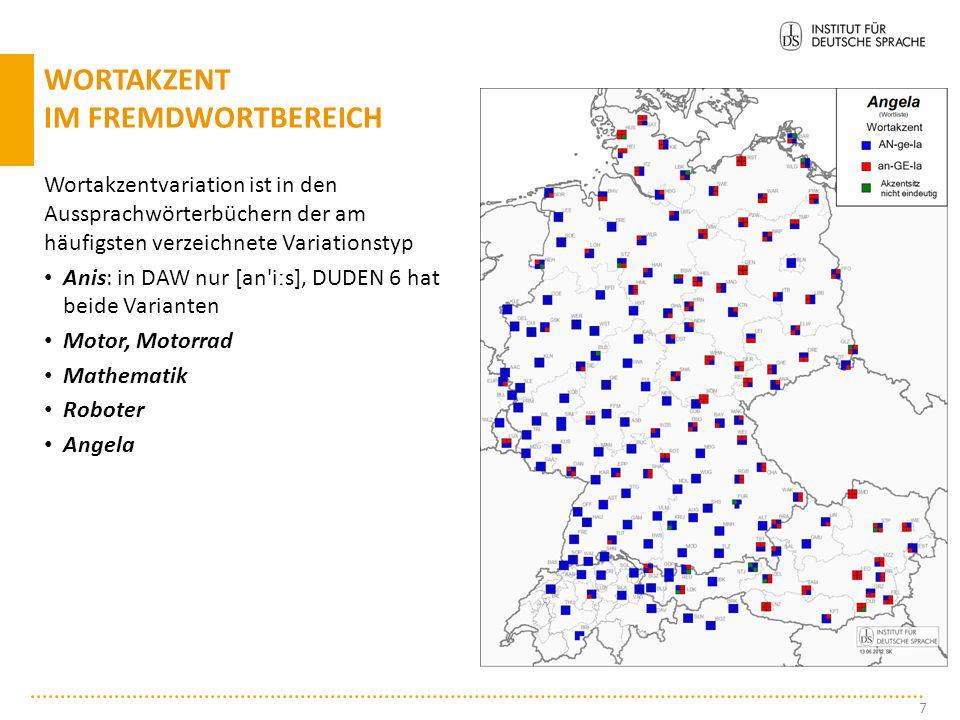 Ammon, Ulrich (1995): Die deutsche Sprache in Deutschland, Österreich und der Schweiz.