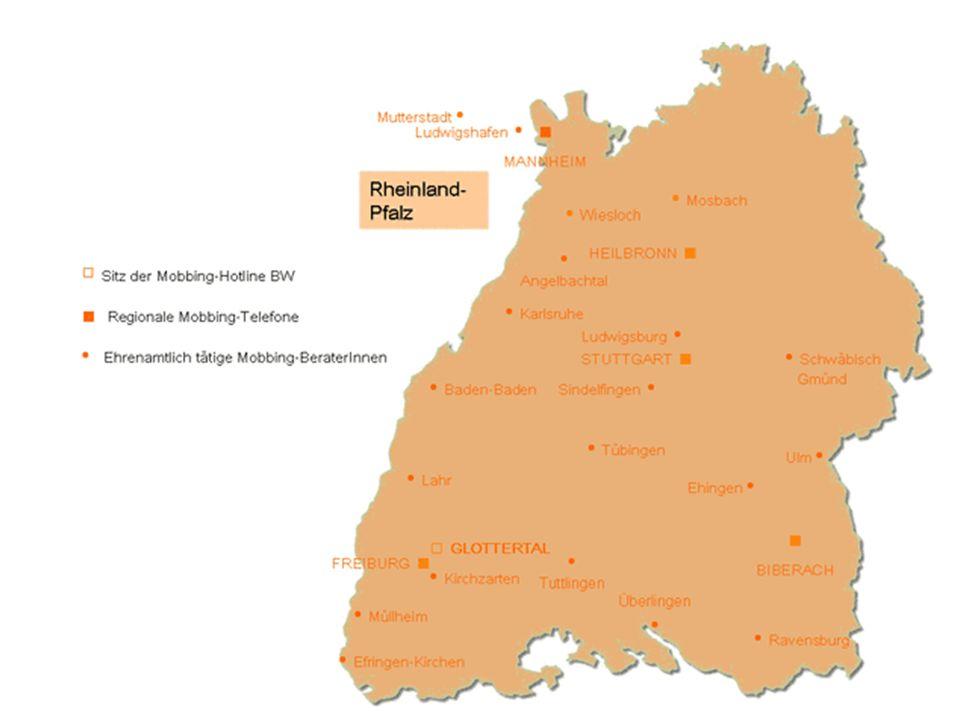 Initiativen und BeraterInnen-Netzwerk in Baden-Württemberg