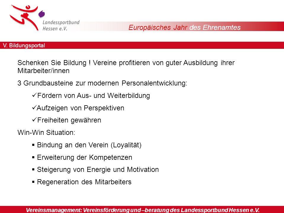 Europäisches Jahr des Ehrenamtes Schenken Sie Bildung .
