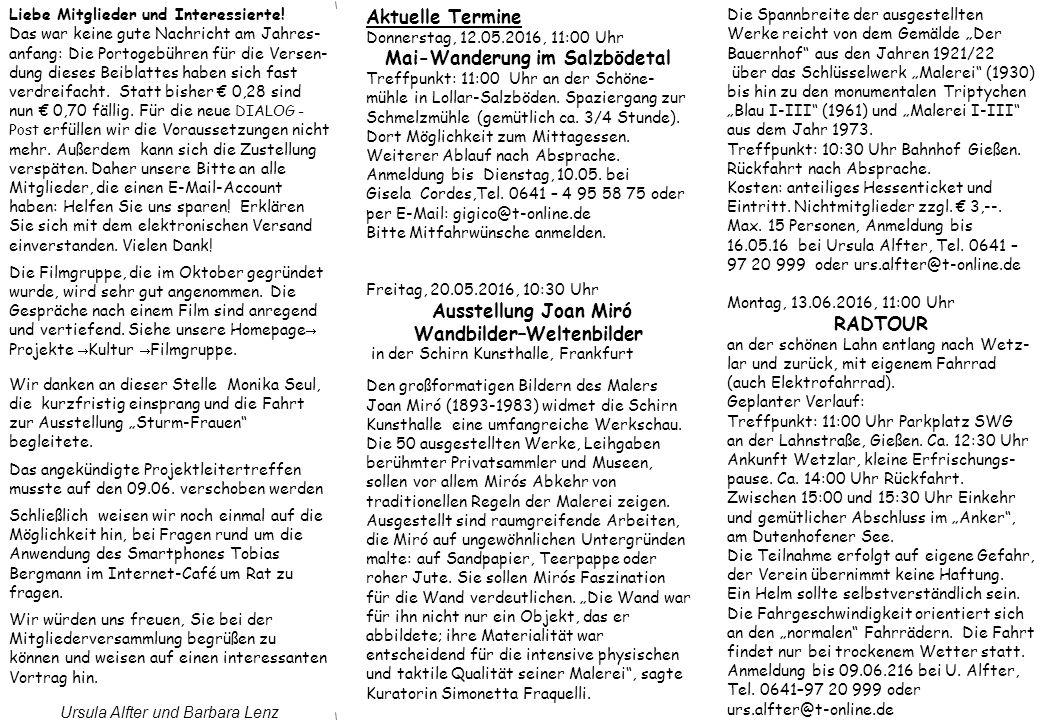 Aktuelle Termine Samstag, 25.06.2016, 12:30/13:00 Uhr Der Dünsberg Keltenmetropole an der Lahn Schon von weit her ist er sichtbar: der Dünsberg.