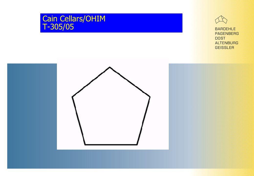 Cain Cellars/OHIM T-305/05